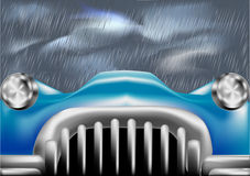 Car front cover Royalty Free Stock Photo