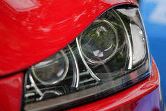 Car front light Stock Image