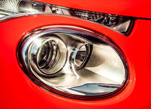 Car front light Stock Photography
