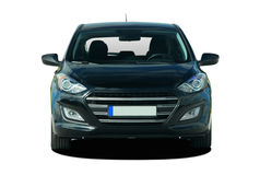Car front view Royalty Free Stock Photography
