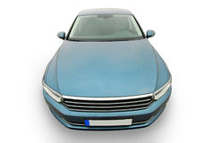 Car front view Royalty Free Stock Photos