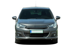 Car front view Royalty Free Stock Images