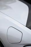 Car fuel cap Stock Images