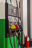 Car fuel dispenser Royalty Free Stock Photo