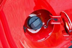 Car fuel tank cap Royalty Free Stock Photo