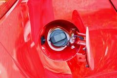 Car fuel tank cap Royalty Free Stock Photos