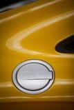 Car fuel tank lid Stock Photos