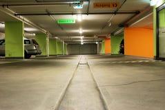 Car garage Stock Photography