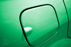 Car gas tank and car details Royalty Free Stock Photography