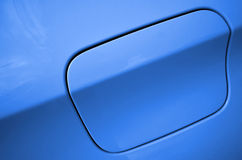 Car gas tank details Stock Images