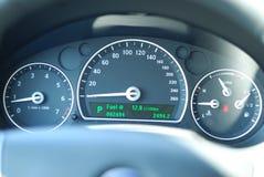 Car gauge Stock Photography