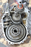 Car Gear Box Repair Royalty Free Stock Image