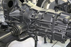 Car gearbox Royalty Free Stock Photos