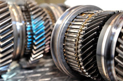 Car gears. Stock Images