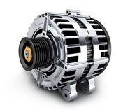 Car generator Royalty Free Stock Photography