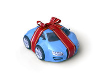 Car Gift Royalty Free Stock Images
