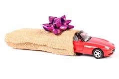 Car gift royalty free stock photos