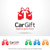 Car Gift Logo Template Design Vector Stock Images
