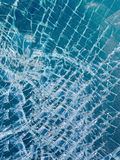 Car glass the broken Stock Photo