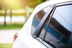 Car Glass rear doors Stock Photos