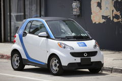 Car 2 Go Miami Stock Photography