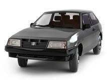 Car gray Royalty Free Stock Image