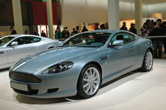 car gray ii sport στοκ φωτογραφία