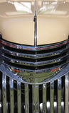 Car Grill. Car's radiator Grill Royalty Free Stock Photography