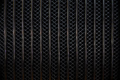 Car Grill Pattern Stock Photography