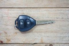 car happy key man new 免版税库存照片