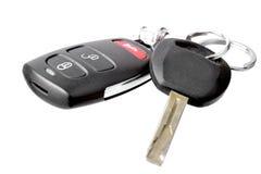 car happy key man new Στοκ εικόνες με δικαίωμα ελεύθερης χρήσης
