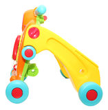 Car haul child classic color bright Royalty Free Stock Image