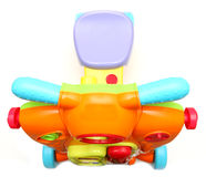 Car haul child classic color bright Royalty Free Stock Photo