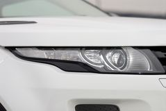 Car head lamp Royalty Free Stock Photography