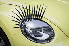 Car Head light Royalty Free Stock Images