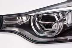 Car head light Royalty Free Stock Image