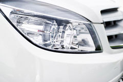 Car headlamp Stock Photos