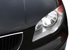 Car headlamp (bmw) Stock Images