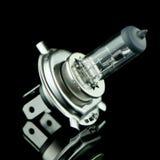 Car headlamp bulb Stock Image