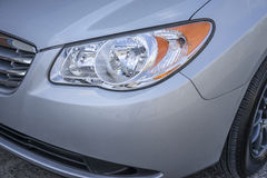 Car headlamp Royalty Free Stock Image