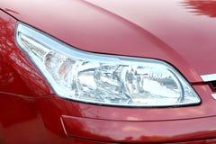 Car headlight Royalty Free Stock Photos