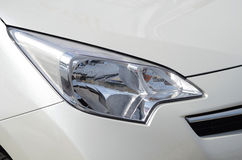 Car headlight Royalty Free Stock Photos