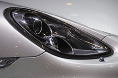 Car  headlight Royalty Free Stock Images