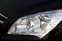 car headlight Στοκ Εικόνα