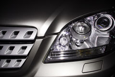 Free Car Headlight Stock Image - 8249411
