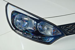 A Car Headlight Royalty Free Stock Photography