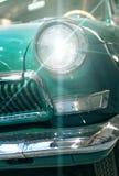 Car headlight. Royalty Free Stock Photo