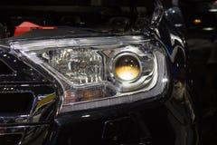 Car headlight or headlamp Royalty Free Stock Image