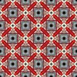 Car headlights geometric texture. Raster seamless pattern. car headlights geometric texture Stock Photo