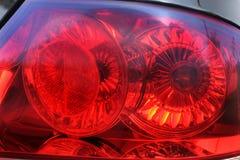 Car headlights. Luxury Headlights. Car royalty free stock image